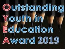 Outstanding Youth in Education Award 2019